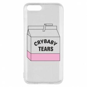 Xiaomi Mi6 Case Cry Baby Tears