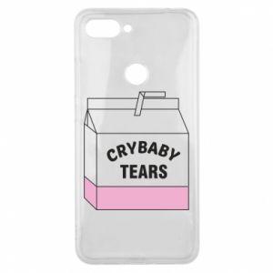 Xiaomi Mi8 Lite Case Cry Baby Tears
