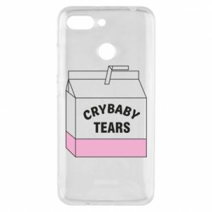 Phone case for Xiaomi Redmi 6 Cry Baby Tears
