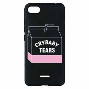 Xiaomi Redmi 6A Case Cry Baby Tears