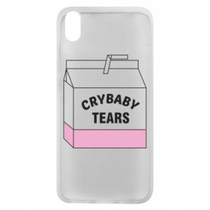 Xiaomi Redmi 7A Case Cry Baby Tears