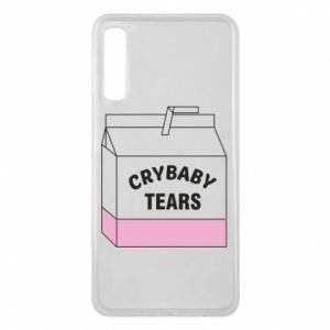 Etui na Samsung A7 2018 Cry Baby Tears