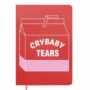 Notepad Cry Baby Tears