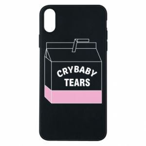 iPhone Xs Max Case Cry Baby Tears