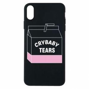 Etui na iPhone Xs Max Cry Baby Tears