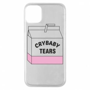 iPhone 11 Pro Case Cry Baby Tears