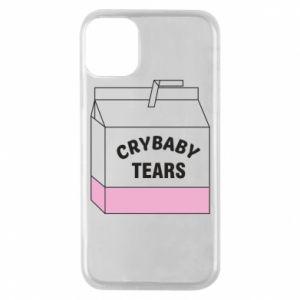 Etui na iPhone 11 Pro Cry Baby Tears