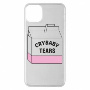 iPhone 11 Pro Max Case Cry Baby Tears
