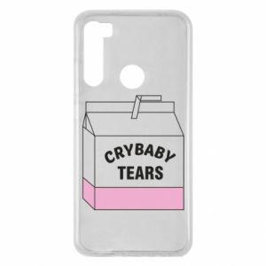 Etui na Xiaomi Redmi Note 8 Cry Baby Tears