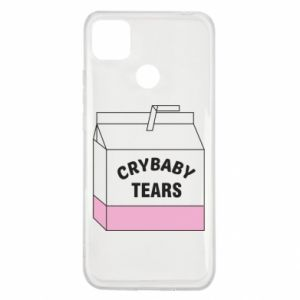 Xiaomi Redmi 9c Case Cry Baby Tears