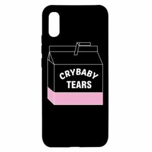 Etui na Xiaomi Redmi 9a Cry Baby Tears