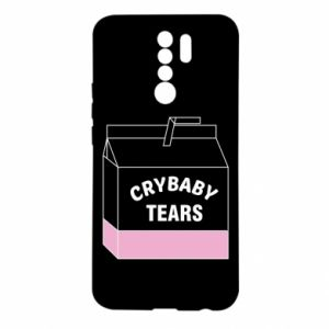 Xiaomi Redmi 9 Case Cry Baby Tears