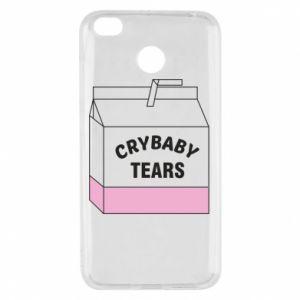 Xiaomi Redmi 4X Case Cry Baby Tears