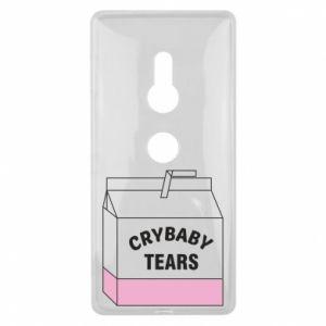 Etui na Sony Xperia XZ2 Cry Baby Tears