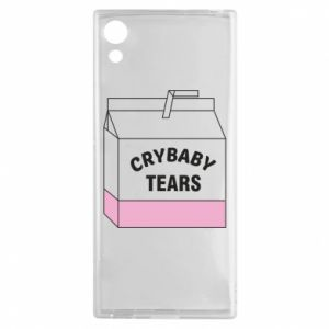 Sony Xperia XA1 Case Cry Baby Tears