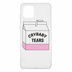 Samsung Note 10 Lite Case Cry Baby Tears