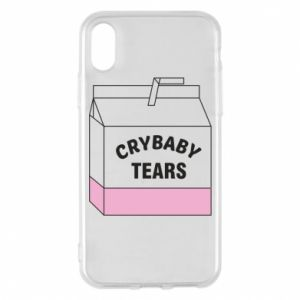iPhone X/Xs Case Cry Baby Tears