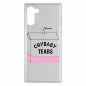Samsung Note 10 Case Cry Baby Tears