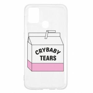 Samsung M31 Case Cry Baby Tears