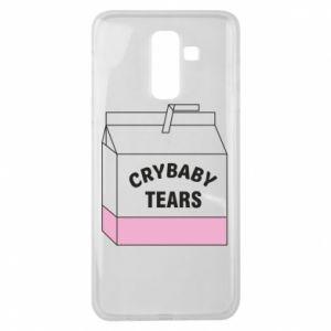 Samsung J8 2018 Case Cry Baby Tears