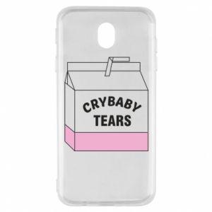Samsung J7 2017 Case Cry Baby Tears