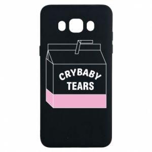 Samsung J7 2016 Case Cry Baby Tears