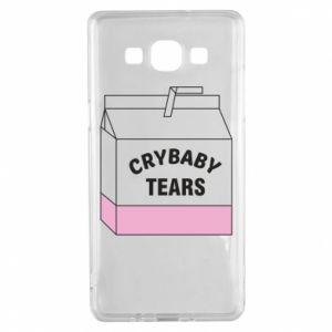 Samsung A5 2015 Case Cry Baby Tears