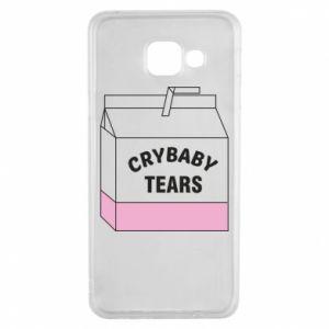 Etui na Samsung A3 2016 Cry Baby Tears