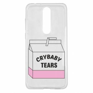 Etui na Nokia 5.1 Plus Cry Baby Tears