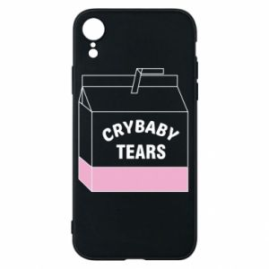 iPhone XR Case Cry Baby Tears