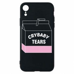 Etui na iPhone XR Cry Baby Tears