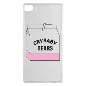 Huawei P8 Case Cry Baby Tears