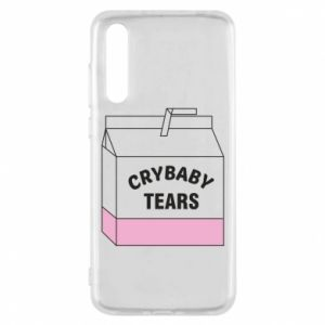 Huawei P20 Pro Case Cry Baby Tears