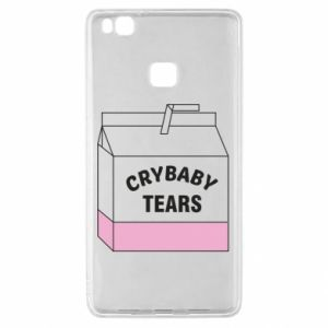 Huawei P9 Lite Case Cry Baby Tears