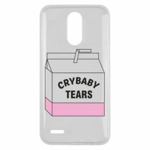 Etui na Lg K10 2017 Cry Baby Tears