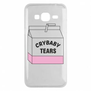 Etui na Samsung J3 2016 Cry Baby Tears