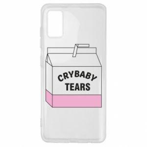 Samsung A41 Case Cry Baby Tears