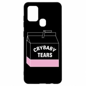 Etui na Samsung A21s Cry Baby Tears