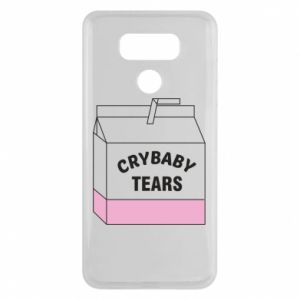 LG G6 Case Cry Baby Tears