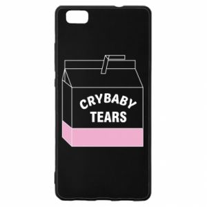 Huawei P8 Lite Case Cry Baby Tears
