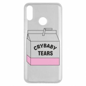Etui na Huawei Y9 2019 Cry Baby Tears