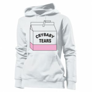 Women's hoodies Cry Baby Tears