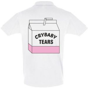 Men's Polo shirt Cry Baby Tears