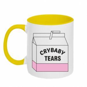 Kubek dwukolorowy Cry Baby Tears