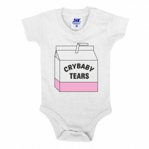 Baby bodysuit Cry Baby Tears