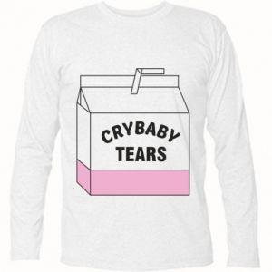 Koszulka z długim rękawem Cry Baby Tears