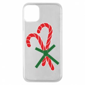 iPhone 11 Pro Case Christmas Cane Candies