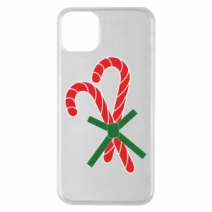 iPhone 11 Pro Max Case Christmas Cane Candies