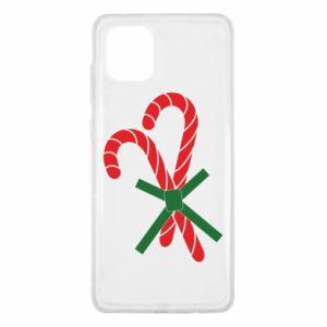 Samsung Note 10 Lite Case Christmas Cane Candies