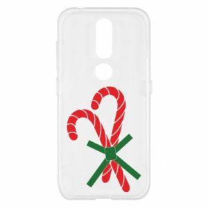 Nokia 4.2 Case Christmas Cane Candies